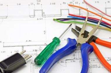 Planung und Durchführung der Elektroinstallation von Gewerberäumen
